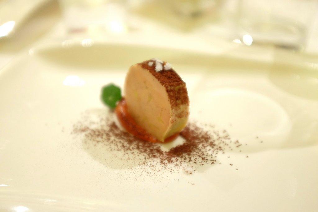 Foie Gras, Taverna Estia, Chef Francesco Sposito, Brusciano