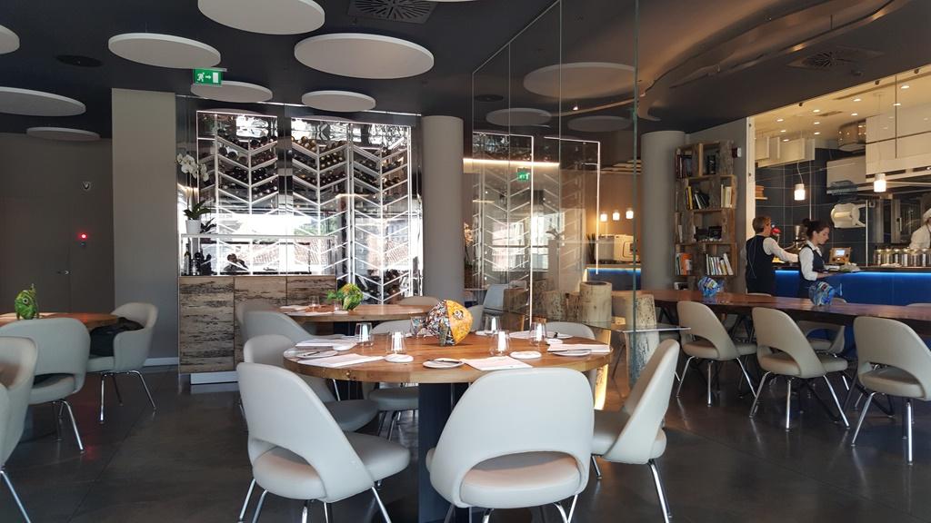 sala, Alice Ristorante, Chef Viviana Varese, Eataly Smeraldo, Milano