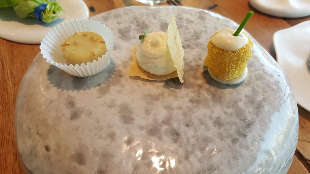 amuse bouche, Alice Ristorante, Chef Viviana Varese, Eataly Smeraldo, Milano