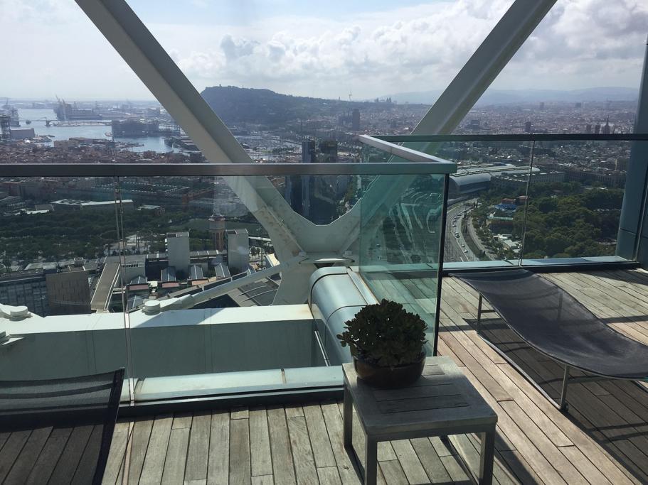 spa, Hotel Arts Barcelona, The Ritz-Carlton, Barcellona