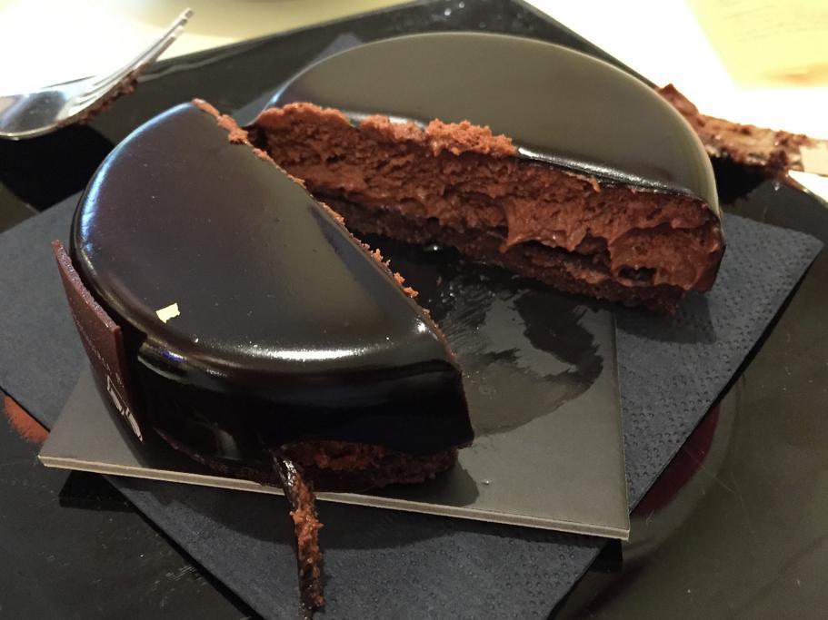 pur chocolate, mousse al mojito, La pasticceria Barcelona, Barcellona