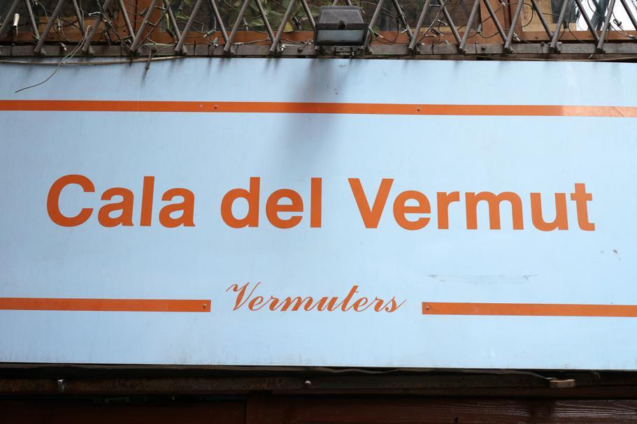 Cala del Vermut, Barcellona