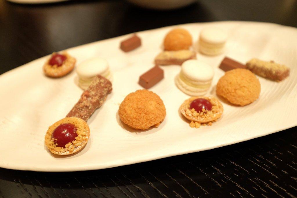 piccola pasticceria, Berton, Chef Andrea Berton, Milano