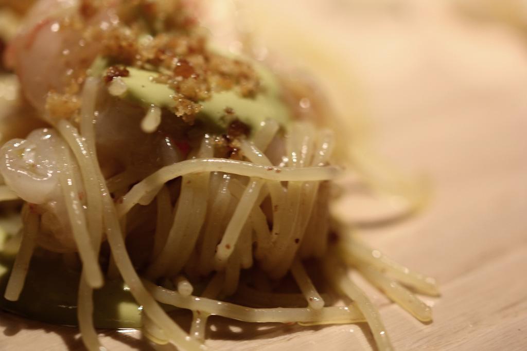 nudo e crudo, carne di pesce, Le Calandre, Chef Massimiliano Alajmo, Sarmeola di Rubano