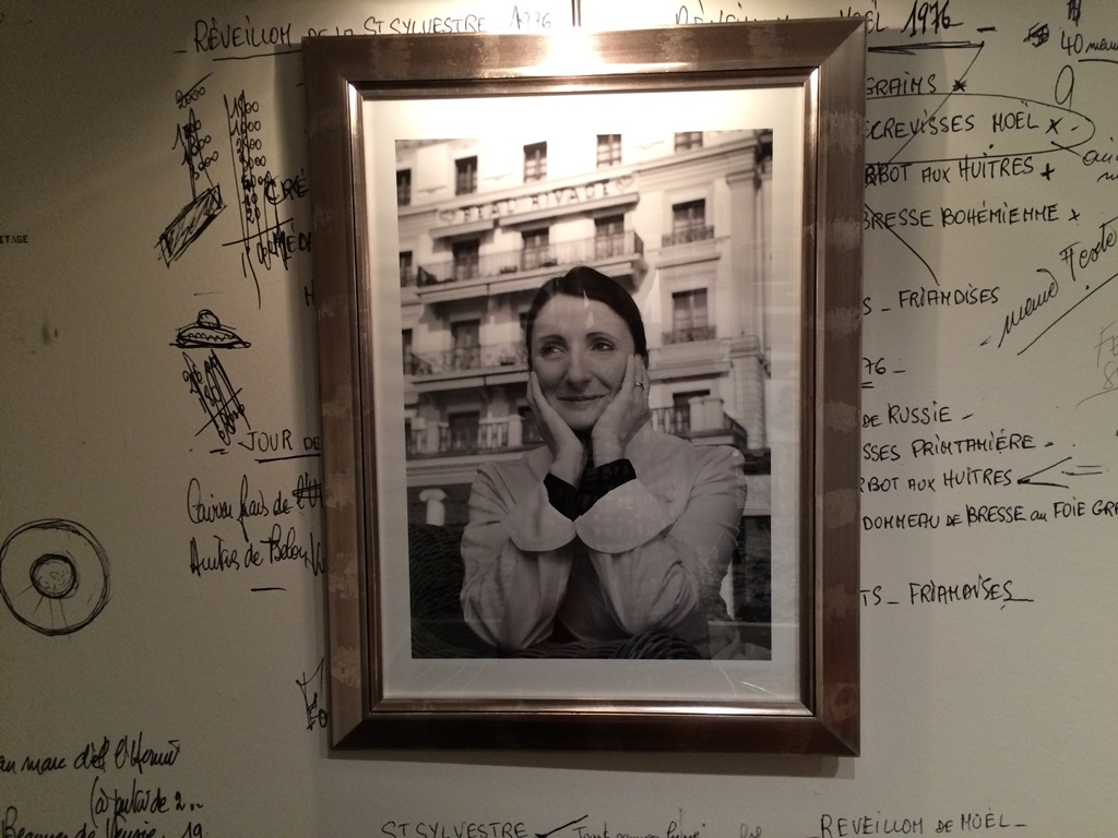 Anne-Sophie Pic Restaurant, Valence, Francia