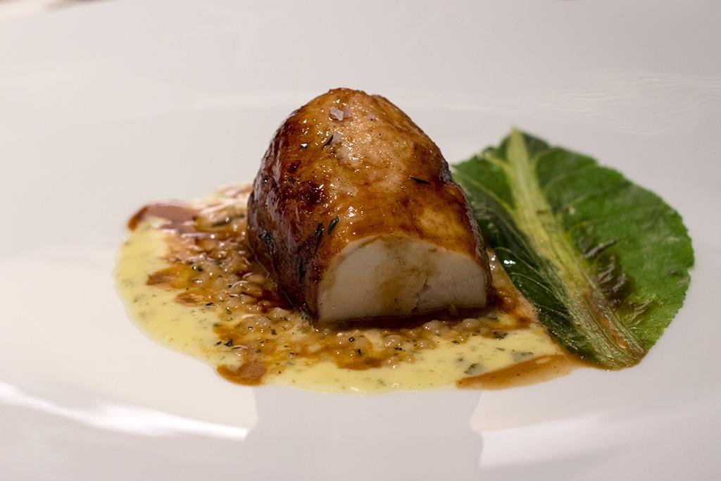 petto di pollo, Seta, Chef Antonio Guida, Mandarin Oriental, Milano