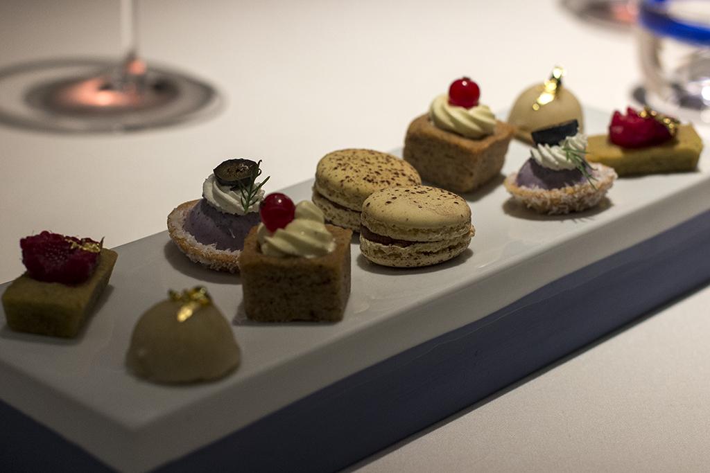 piccola pasticceria, Seta, Chef Antonio Guida, Mandarin Oriental, Milano