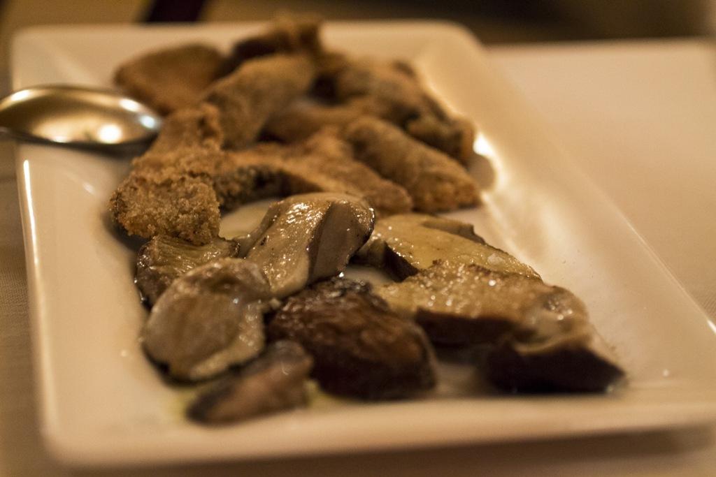 funghi, La Tavernetta, Chef Pietro ed Emanuele Lecce, Camigliatello Silano, Calabria