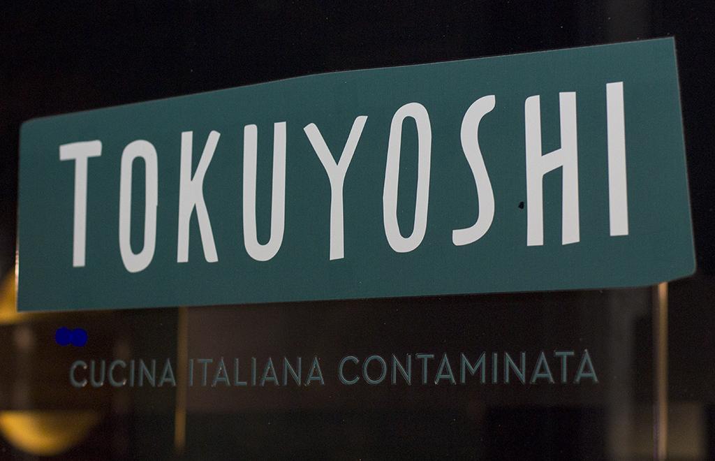 Tokuyoshi, Chef Yoji Tokuyoshi, Milano