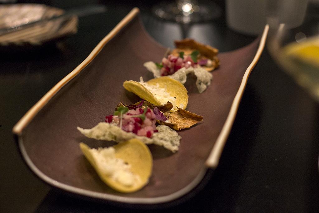 Appetizer, Tokuyoshi, Chef Yoji Tokuyoshi, Milano