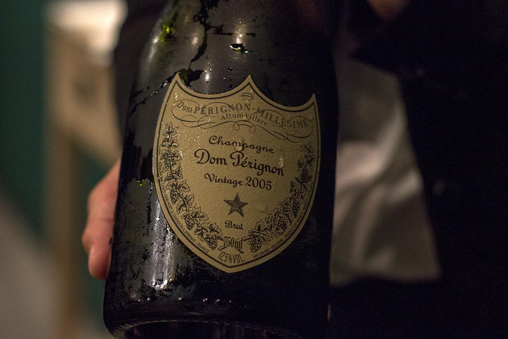 champagne, Tokuyoshi, Chef Yoji Tokuyoshi, Milano