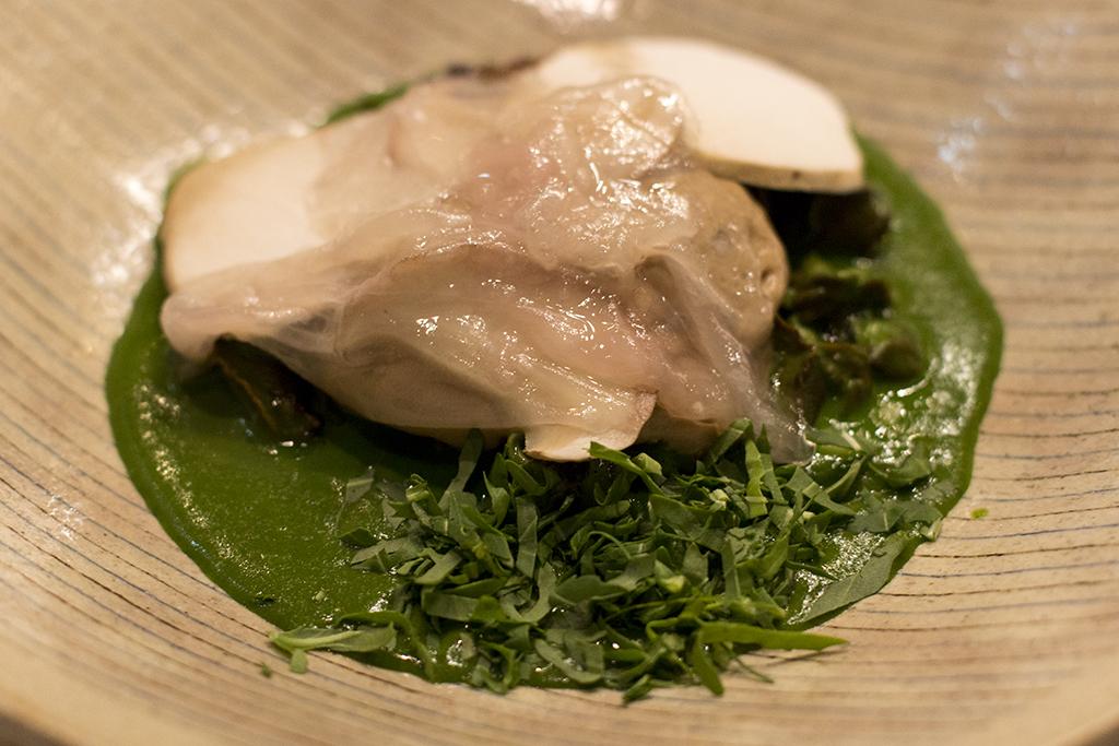 lumache, anguilla, Tokuyoshi, Chef Yoji Tokuyoshi, Milano