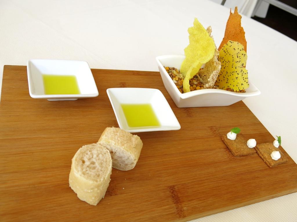 olio, Vespasia, Chef Emanuele Mazzella, Norcia