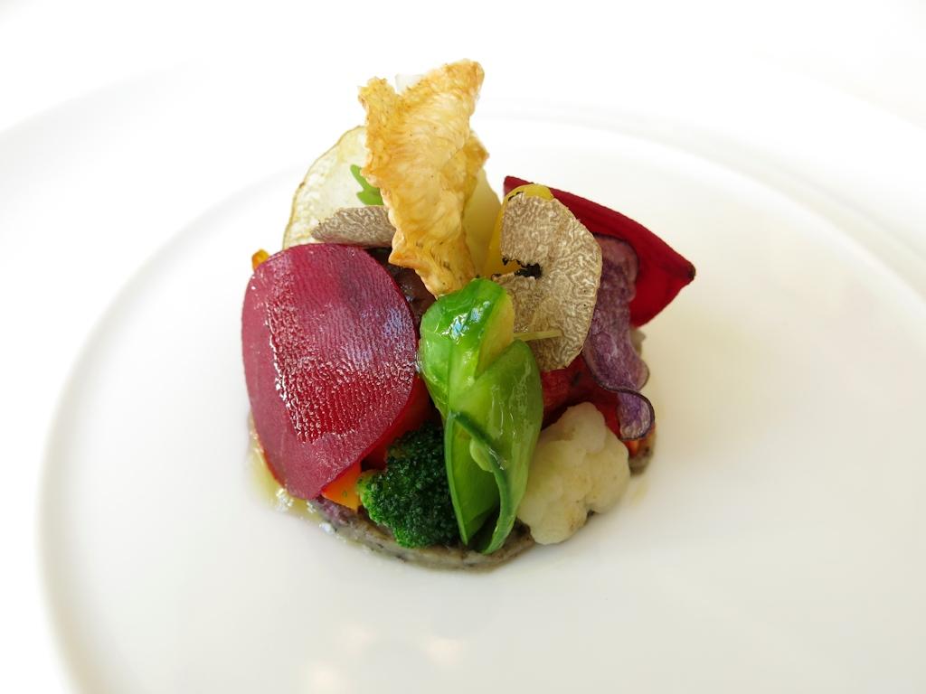 ortaggi e verdure, Vespasia, Chef Emanuele Mazzella, Norcia