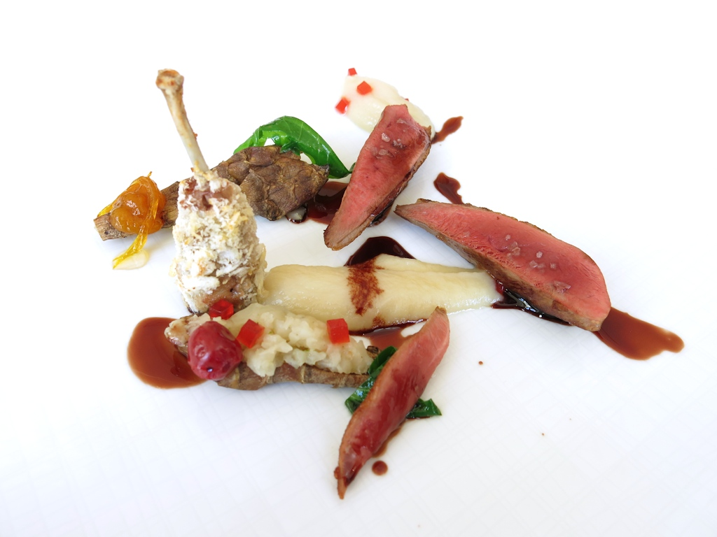piccione, Vespasia, Chef Emanuele Mazzella, Norcia
