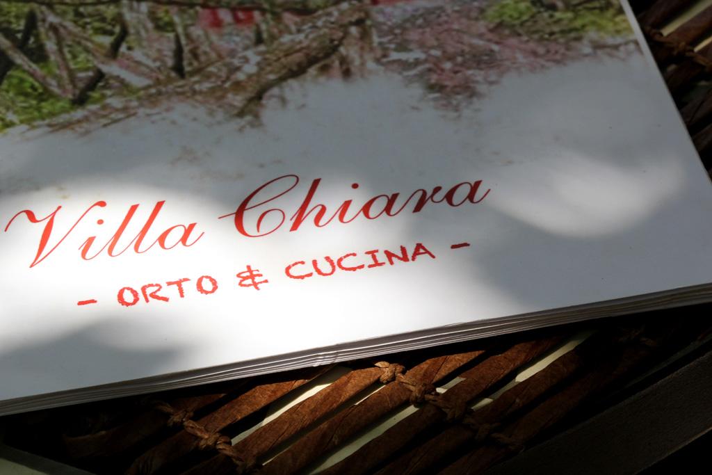 menù, Villa Chiara, Chef Faby Scarica, Vico Equense