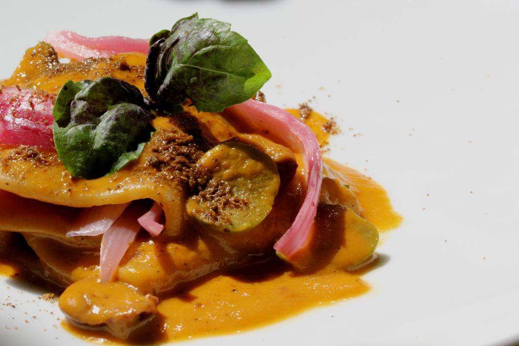 pacchetti d'orzo, Villa Chiara, Chef Faby Scarica, Vico Equense