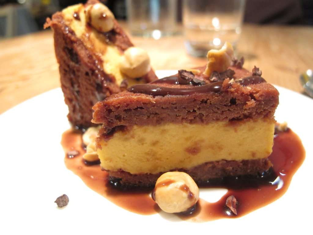 torta, Esco Bistrò Mediterraneo, Chef Francesco Passalacqua, Milano