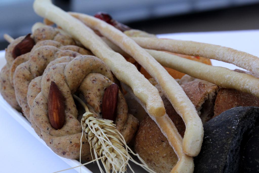 taralli, grissini, JKitchen, JK Place, Chef Edoardo Estatico, Capri
