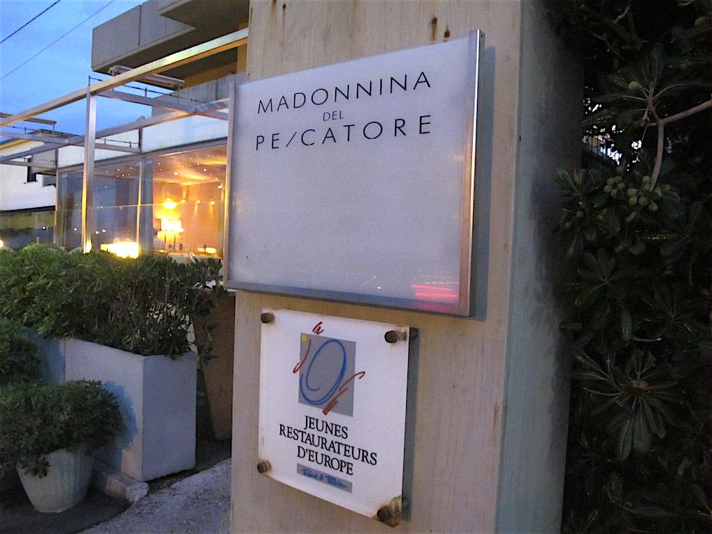 La Madonnina del Pescatore, Chef Moreno Cedroni, Marzocca di Senigallia