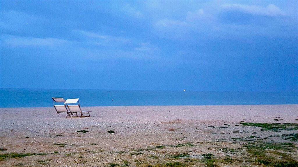 spiaggia, La Madonnina del Pescatore, Chef Moreno Cedroni, Marzocca di Senigallia