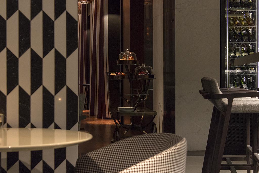 bistrot bar, Seta, Chef Antonio Guida, Mandarin Oriental, Milano