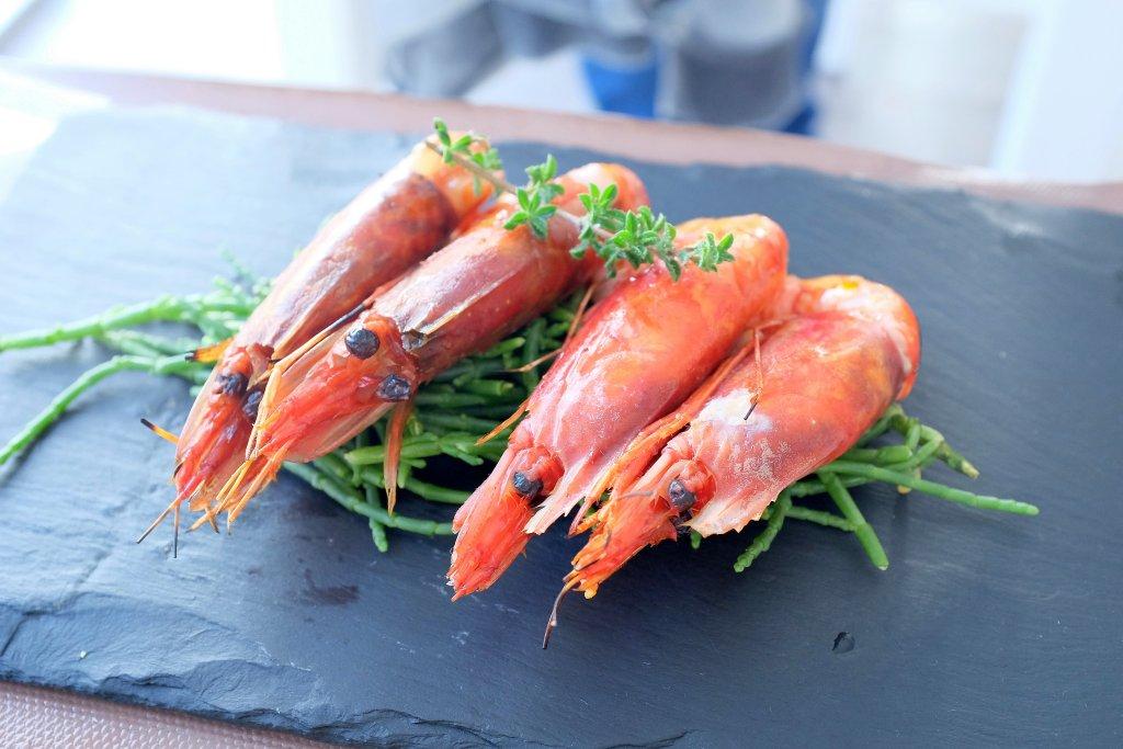 gamberi di mazara, Scjabica, Chef Joseph Micieli, Punta Secca, Santa Croce Camerina, Ragusa