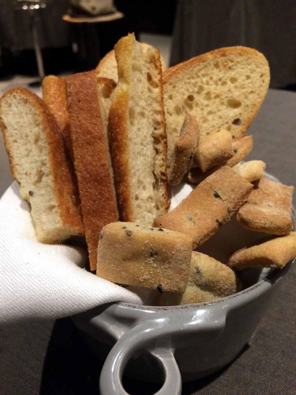cestino del pane, Filippo La Mantia , Milano