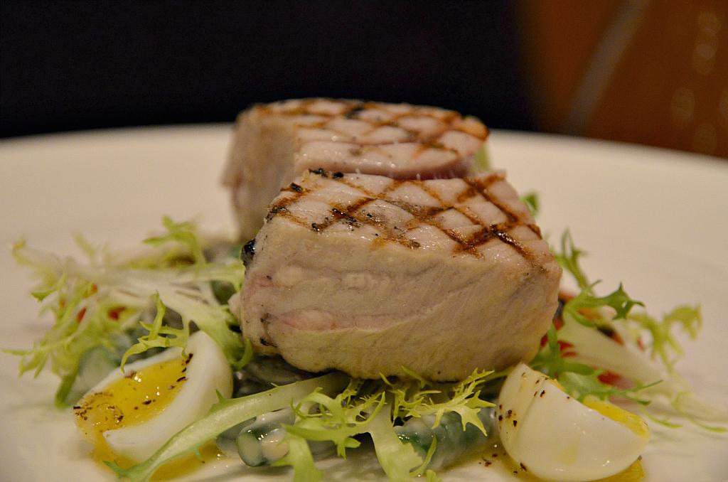 tonno, Appellation at The Louise, Chef Ryan Edwards, Barossa Valley, Australia