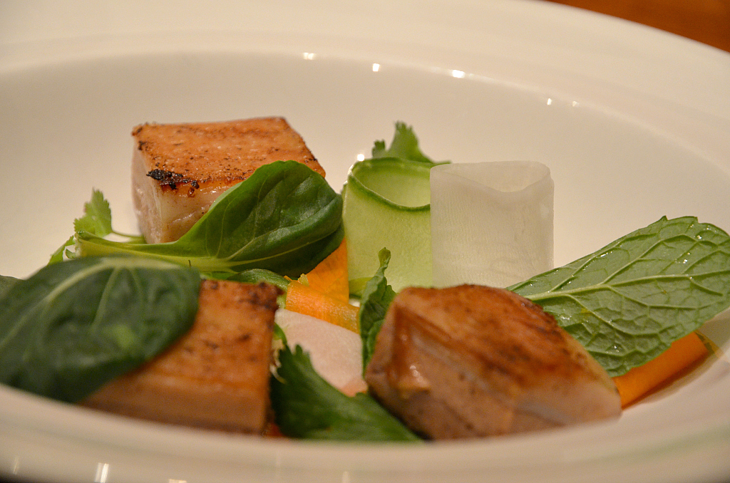pancia di maiale, Appellation at The Louise, Chef Ryan Edwards, Barossa Valley, Australia