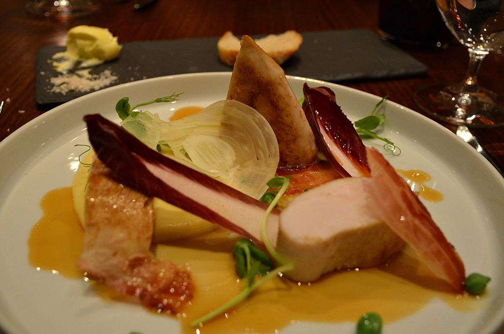 pollo ruspante, Appellation at The Louise, Chef Ryan Edwards, Barossa Valley, Australia