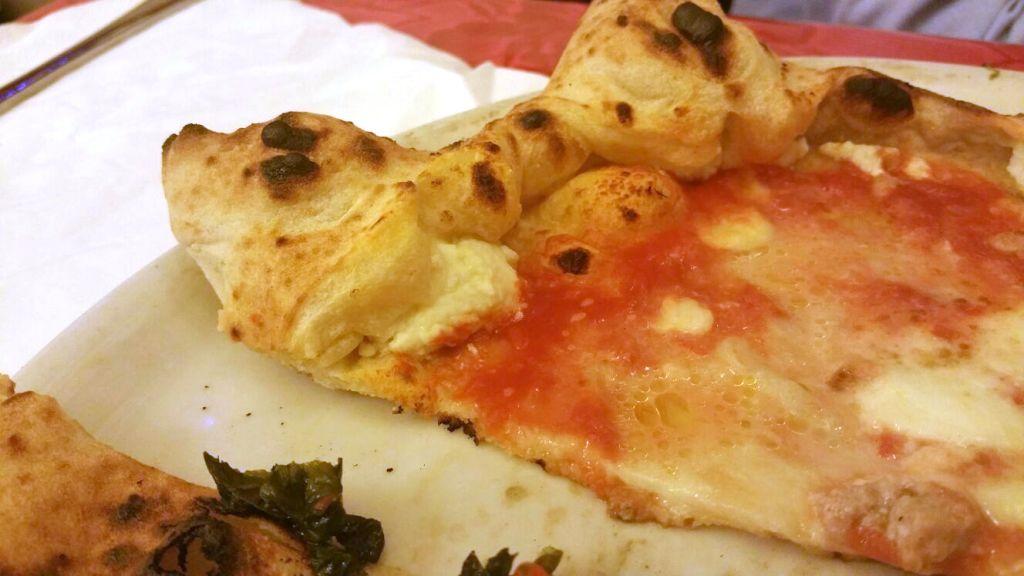 pizza carnevale, Da Attilio, Attilio Bachetti, Napoli