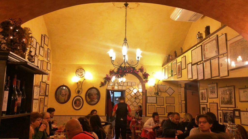 interno, Da Attilio, Attilio Bachetti, Napoli