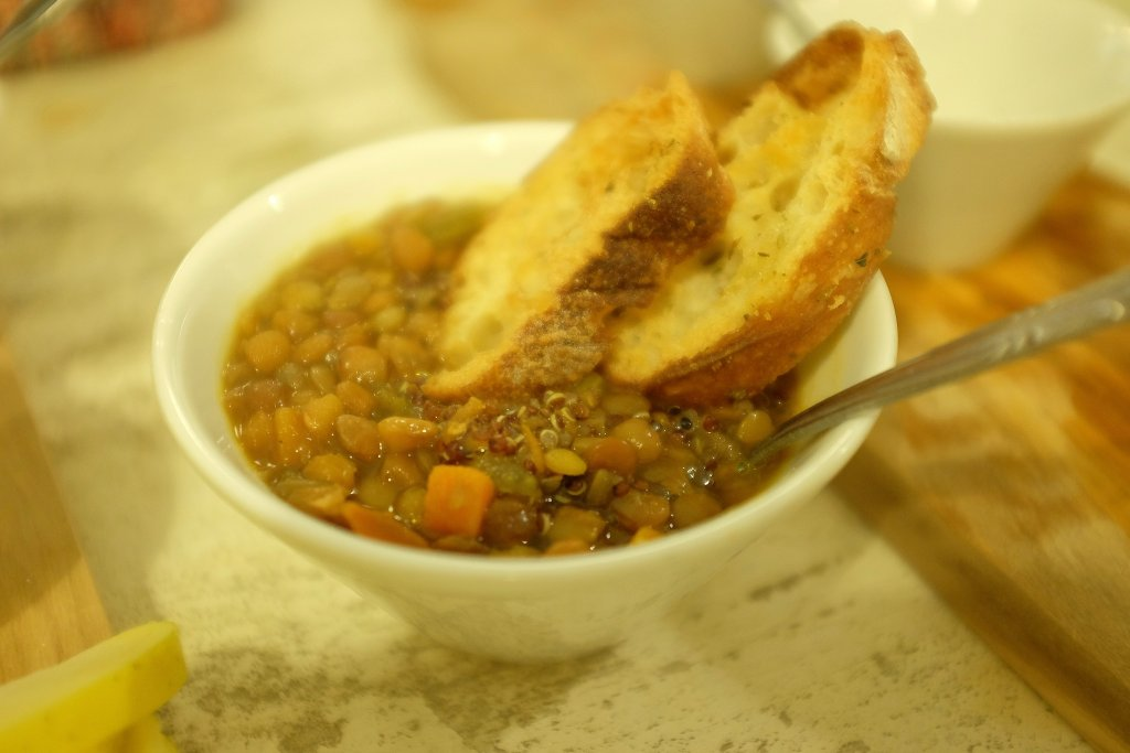 quinoa, Albero dei Gelati, Brooklyn, New York