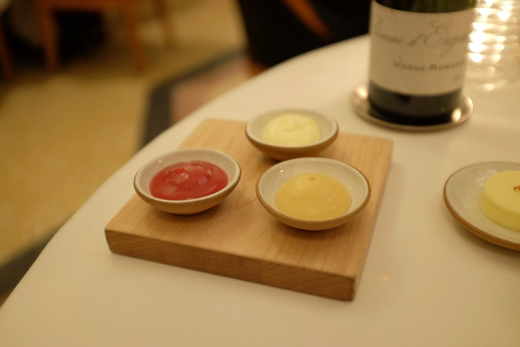 salse, Eleven Madison Park, Chef Daniel Humm, New York, 50 best