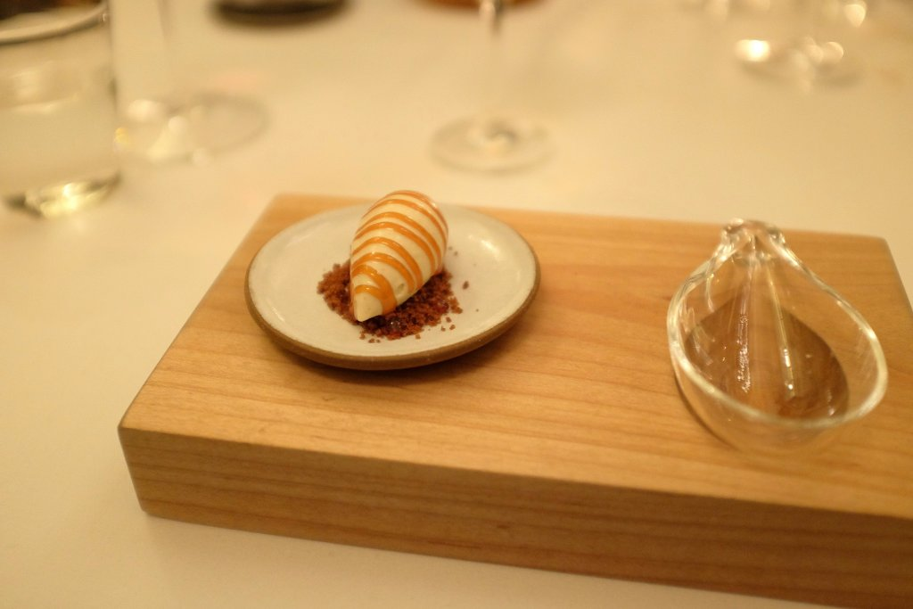 botrytis ice cream, Eleven Madison Park, Chef Daniel Humm, New York, 50 best