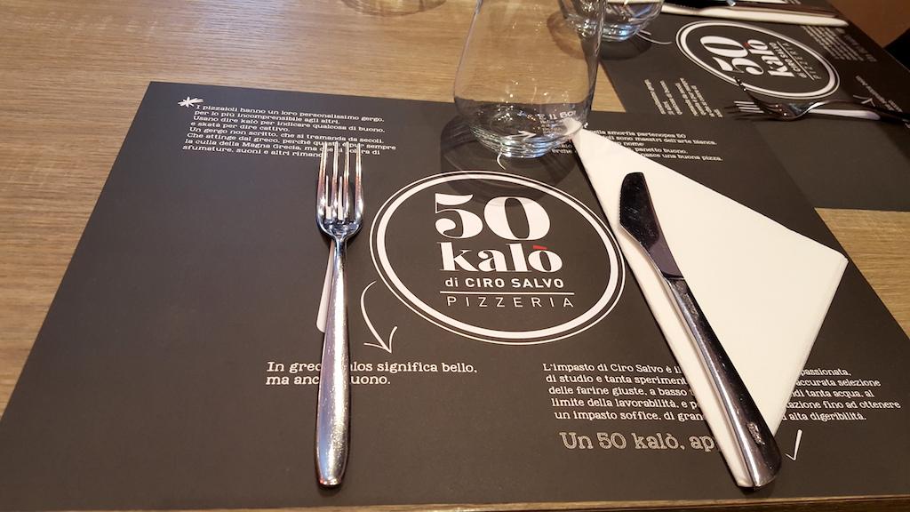mise en place, Pizzeria 50 Kalò, Ciro Salvo, Napoli