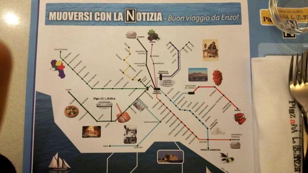 La Notizia 94, Enzo Coccia, Napoli