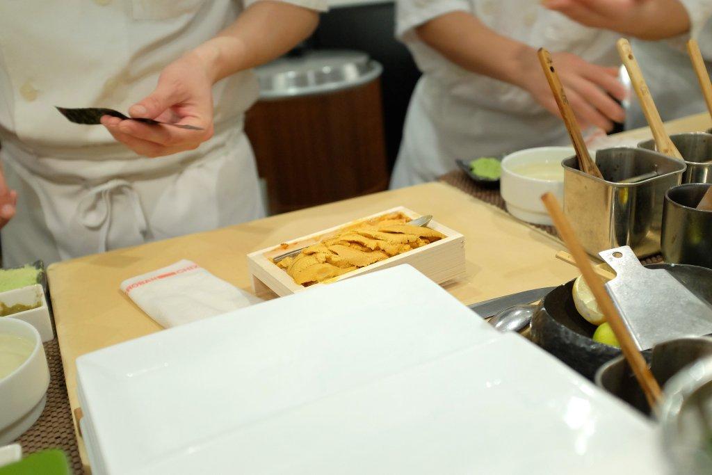 ricci, Sushi Nakazawa, Daisuke Nakazawa, New York