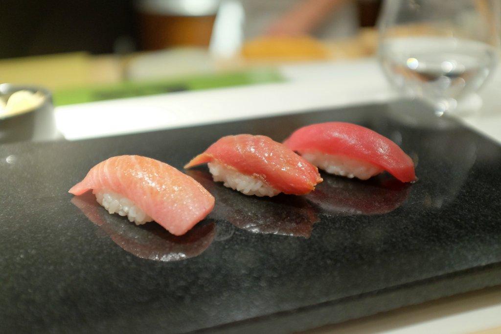 tonno, nigiri, Sushi Nakazawa, Daisuke Nakazawa, New York