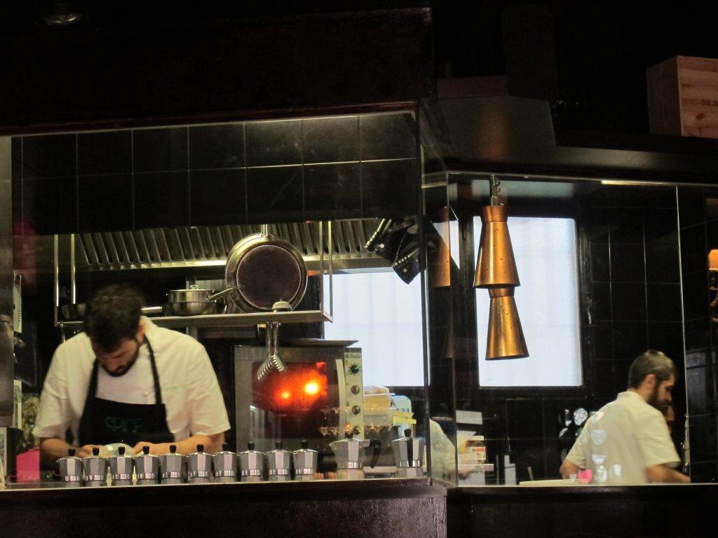 Spice Bistrò & Bar, Chef Misha Sukyas, Milano