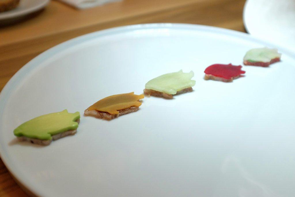maiale, Osteria Francescana, Chef Massimo Bottura, Modena