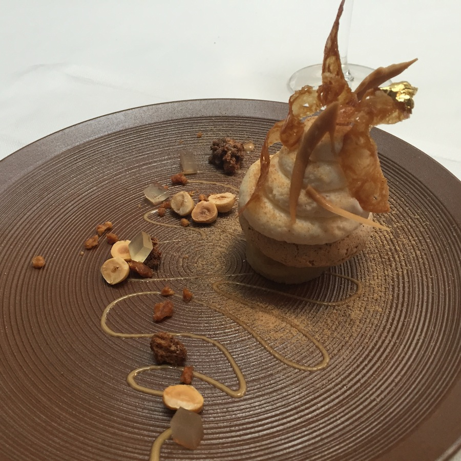 dessert, Le Grand Restaurant, Chef Jean-François Piège, Parigi