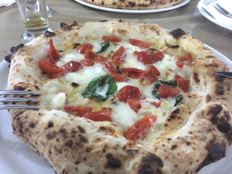Pizza, I Masanielli, Francesco Martucci, Caserta