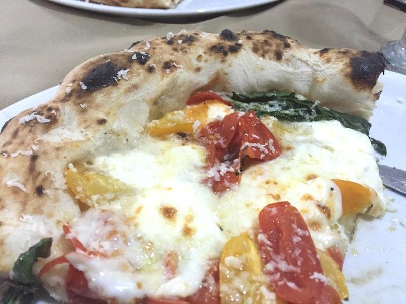 Multicolor, Pizza, I Masanielli, Francesco Martucci, Caserta
