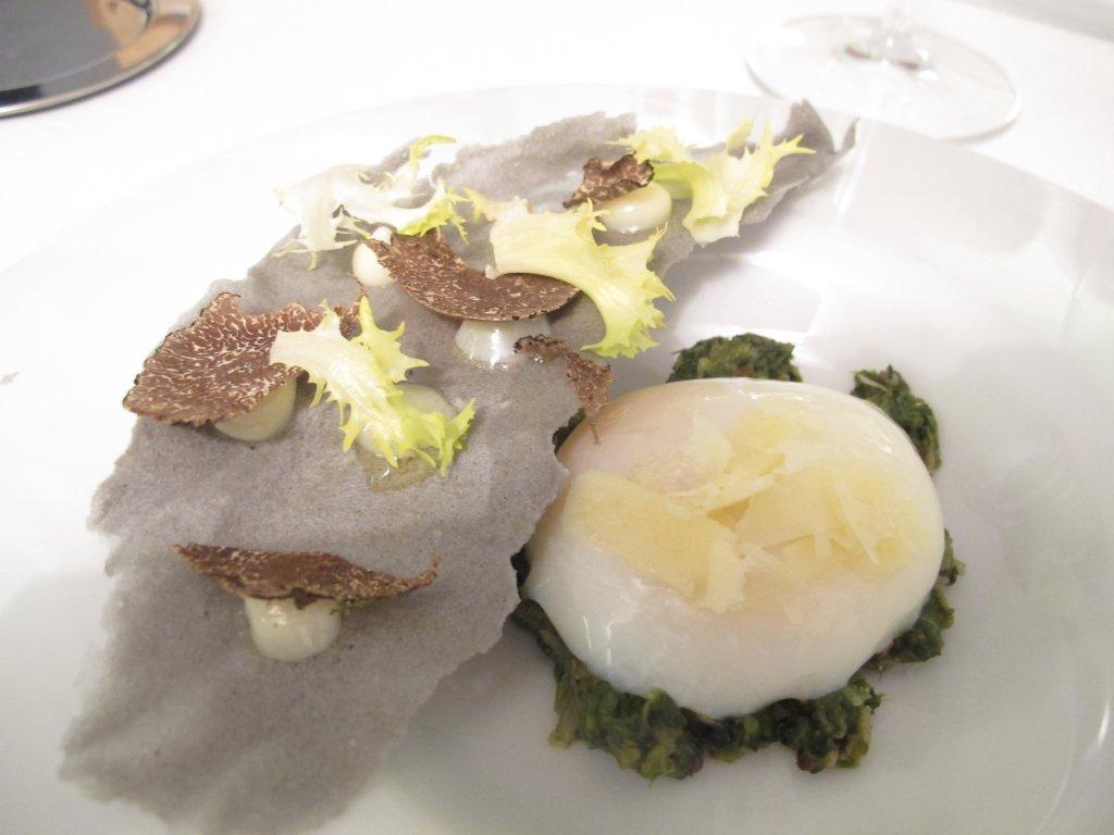l'uovo di maria, Piazzetta Milù, Chef Luigi Salomone, Castellammare di Stabia, Napoli