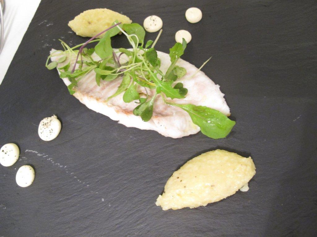 Rombo, Piazzetta Milù, Chef Luigi Salomone, Castellammare di Stabia, Napoli