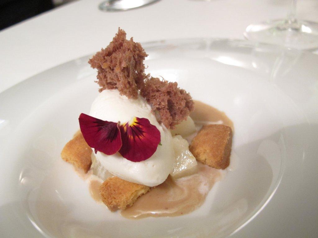 Dessert, Piazzetta Milù, Chef Luigi Salomone, Castellammare di Stabia, Napoli