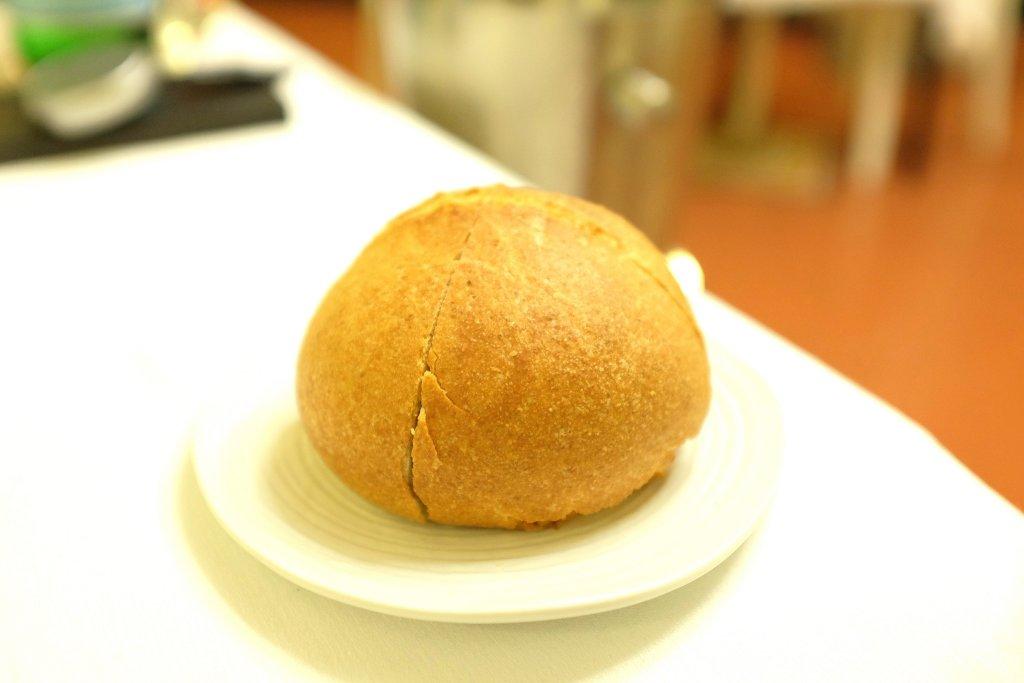 pane, Ristorante Tocco, Hotel Montreal, Chef Dario Di Liberto, Ragusa