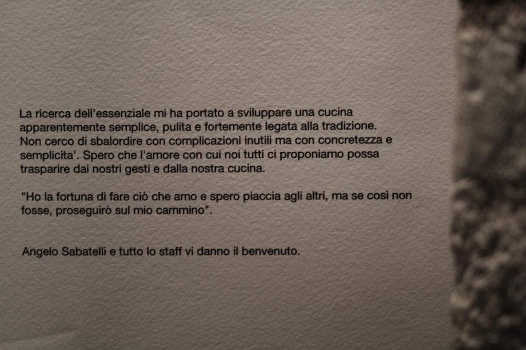 Angelo Sabatelli, Monopoli, Bari